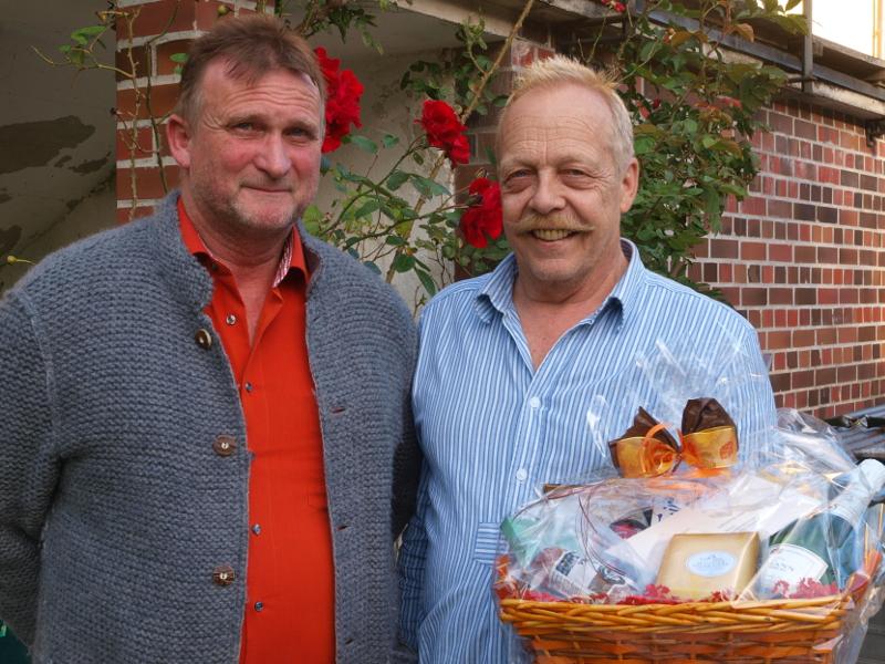 Wolfgang Kirner feiert 60. Geburtstag
