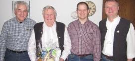 Manfred Werner feiert seinen 80. Geburtstag
