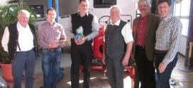 Metall-Innung gratuliert Gerhard Posselt