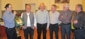 Georg Berghammer feierte 70. Geburtstag