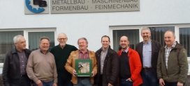 Ludwig Bolley aus Prutting feiert seinen 75. Geburtstag
